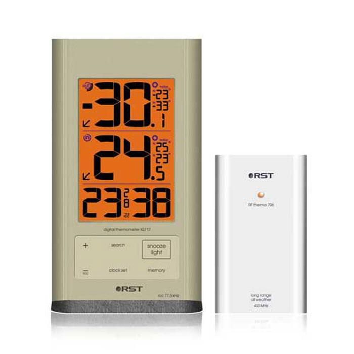 RST02717 термометр с радиодатчиком