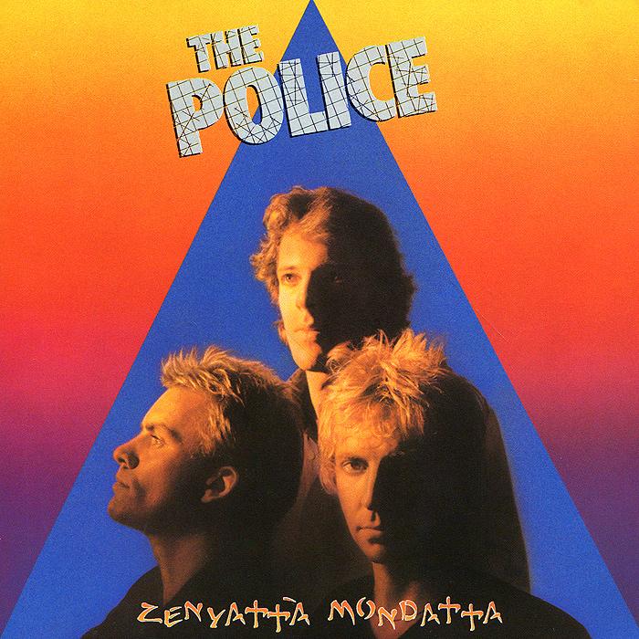 The Police The Police. Zenyatta Mondatta the police the police certifiable 3 lp