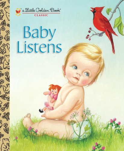 все цены на Baby Listens (Little Golden Book) онлайн