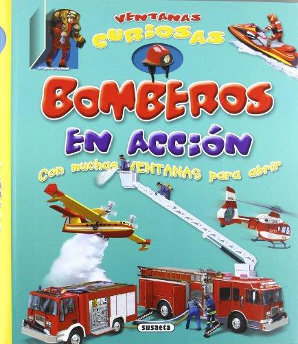 Купить Bomberos en acci?n / Firefighter in action (Ventanas Curiosas / Curious Windows) (Spanish Edition),