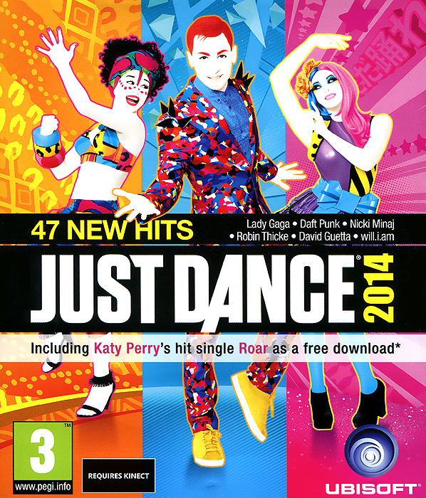Just Dance 2014 (Хbox One) robbie williams barolo
