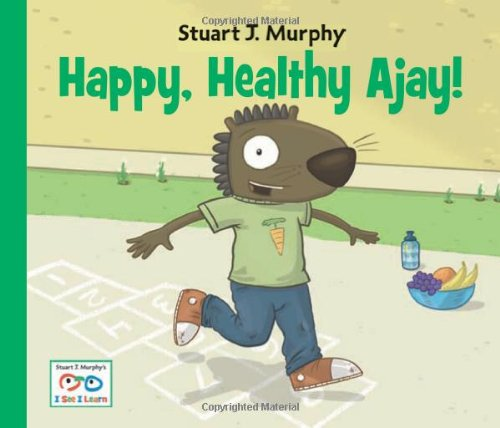 Happy, Healthy Ajay! (Stuart J. Murphy's I See I Learn: Health and Safety Skills) (Stuart J. Murphy's I See I Learn Series) poonam mahajan and ajay mahajan concepts in public health dentistry