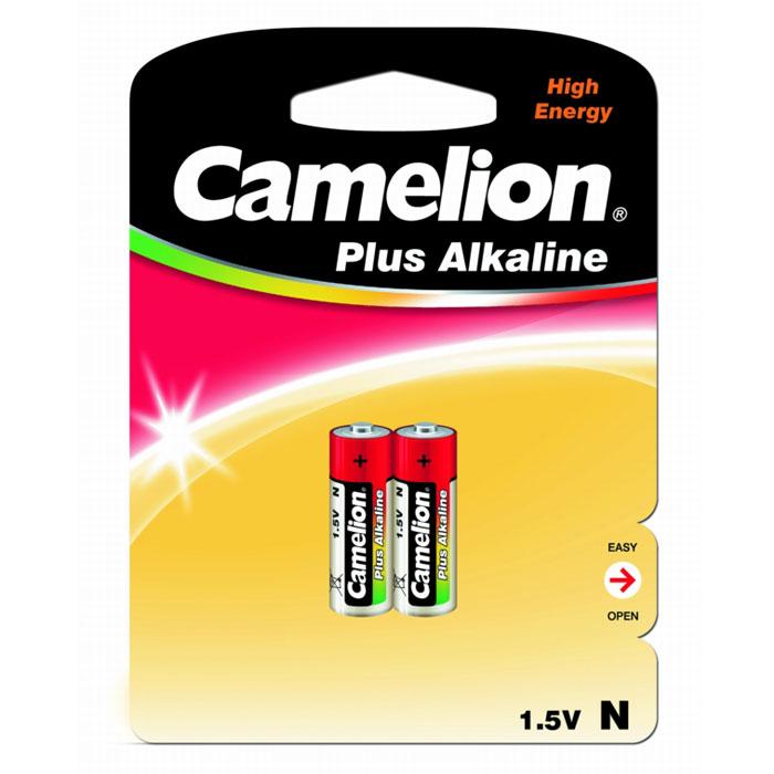 Camelion LR1-BP2, батарейка,1.5В, 2 шт