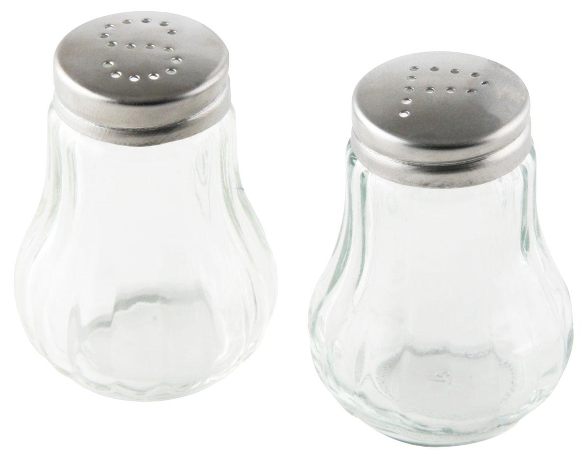 Набор для соли и перца Fackelmann JADE, 2 предмета. 4685346853Набор Fackelmann состоит из двух диспенсеров для соли и перца. Диспенсеры выполнены из стекла с граненой поверхностью и оснащены крышками из нержавеющей стали. Диспенсеры легко заполнить, достаточно открутить крышку и насыпать внутрь соль или перец. Набор для соли и перца Fackelmann изысканно украсит кухонный стол и станет незаменимым аксессуаром на вашей кухне. Характеристики:Материал: нержавеющая сталь, стекло. Высота диспенсера: 8 см. Размер упаковки: 11,5 см х 4 см х 10,5 см. Артикул: 46853.