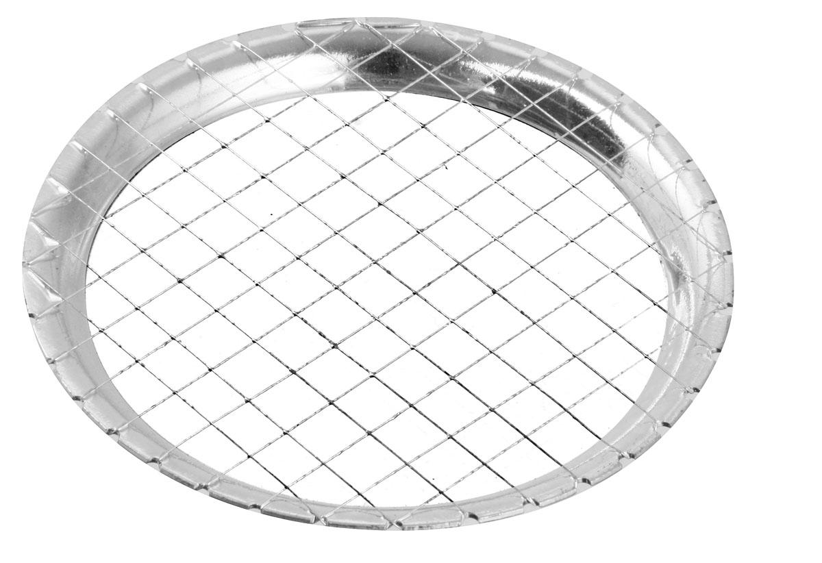 """Яйцерезка """"Fackelmann"""", выполненная из высококачественной углеродистой стали, прекрасно дополнит интерьер любой кухни. С помощью этой яйцерезки вы без труда сможете измельчить яйцо, мягкие овощи. Хорошо натянутые проволочки легко нарезают на кусочки равной толщины, а также на равные сегменты. Характеристики:  Материал: углеродистая сталь. Размер яйцерезки: 9,5 см х 9,5 см х 1 см. Размер упаковки: 17 см х 12 см х 1 см. Артикул: 521893."""