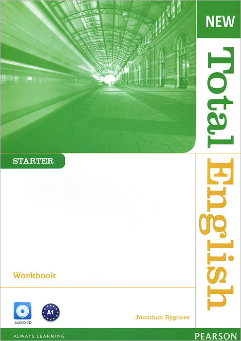 New Total English Starter Workbook ( CD-ROM) new total english intermediate workbook with key cd