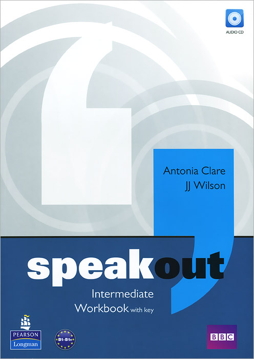 Speakout: Intermediate Workbook (+ CD-ROM) times newspaper reading course of intermediate chinese 1 комплект из 2 книг