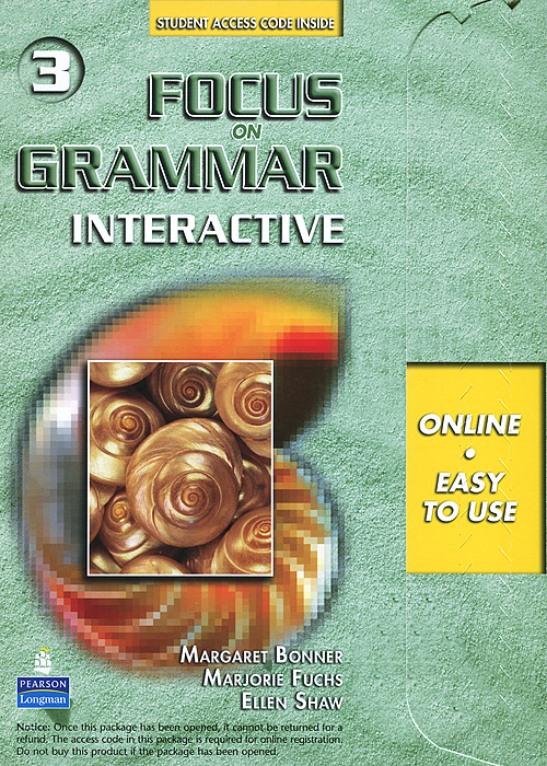 Focus on Grammar 3: Interactive my grammar lab advanced level with key