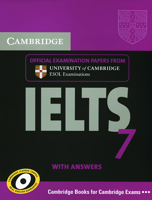 IELTS 7: Examination Papers driscoll l cambridge english skills real reading 3 with answers