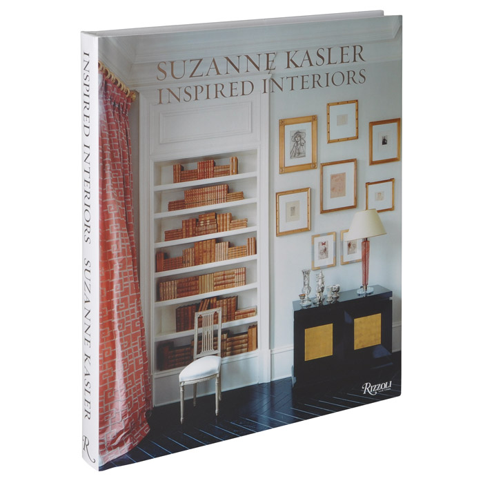 Suzanne Kasler: Inspired Interiors suzanne somers knockout