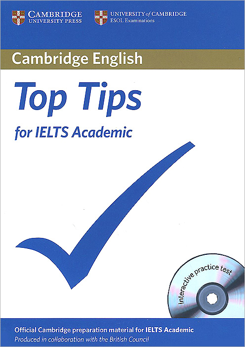 Top Tips for IELTS Academic (+ CD-ROM) cd ac dc for those about to rock we salute you remastered