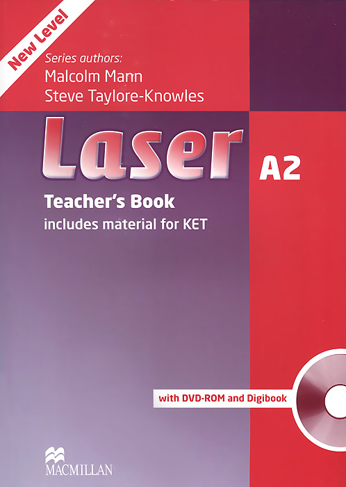 Laser A2: Teacher's Book (+ DVD-ROM и CD-ROM) laser head dvd v7 dvd 804c