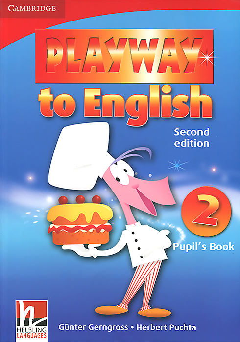 Playway to English: Level 2: Pupil's Book playway to english level 1 dvd ntsc