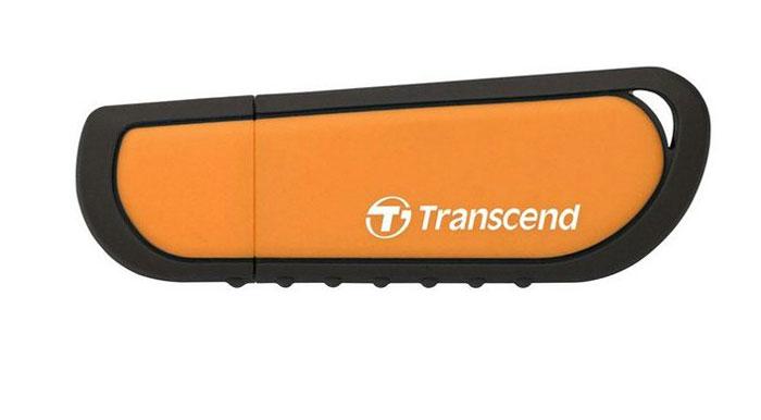Transcend JetFlash V70 8GBTS8GJFV70Флэш накопитель JetFlash V70 в ударозащищённом силиконовом корпусе сохранит Вашу информациюлюбых условиях!