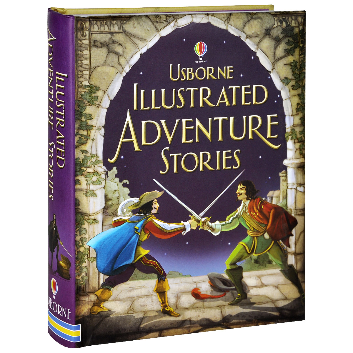 Illustrated Adventure Stories the prisoner of zenda