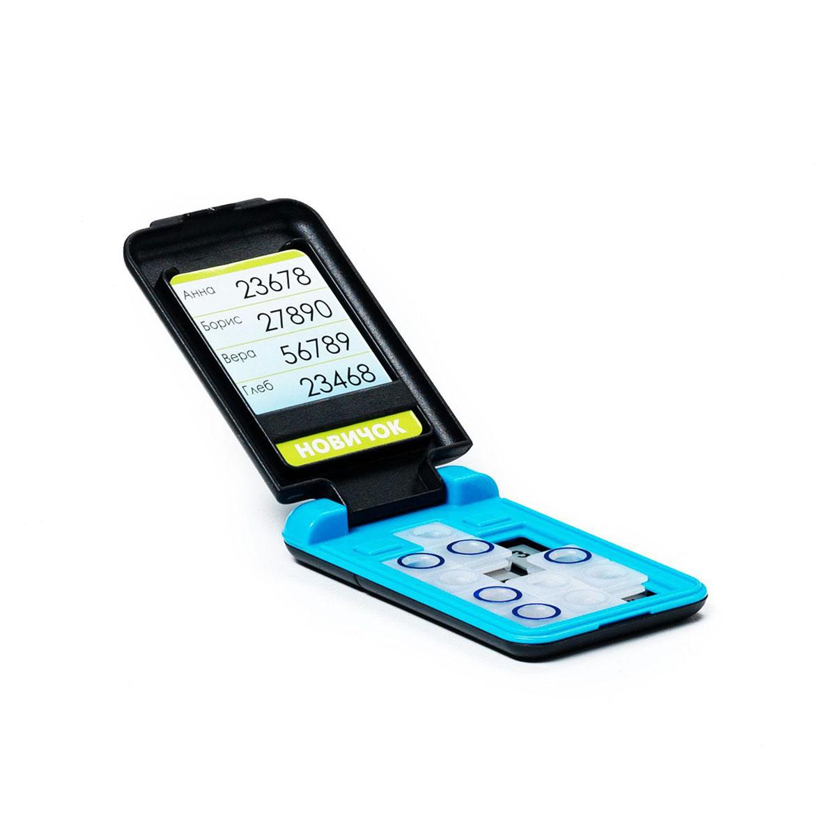 Bondibon Обучающая игра Смартфон цвет голубой  - купить со скидкой