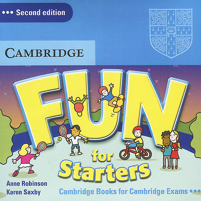 где купить Fun for Starters: Cambridge Books for Cambridge Exams (аудиокурс на CD) по лучшей цене