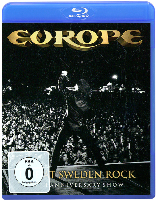 Europe: Live At Sweden Rock - 30th Anniversary Show (Blu-ray) bowen m the bishop of hell