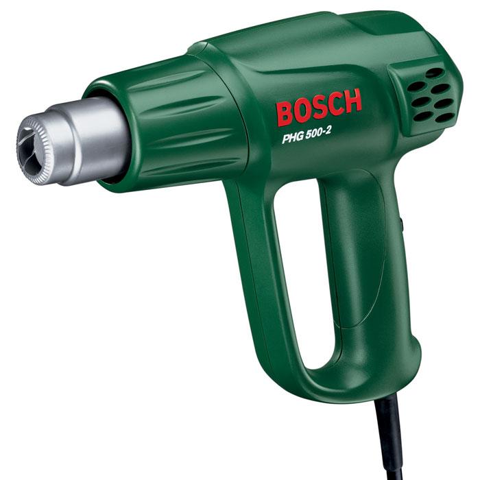 Строительный фен Bosch PHG 500-2 (060329A008) bosch phg 500 2 060329 a 008
