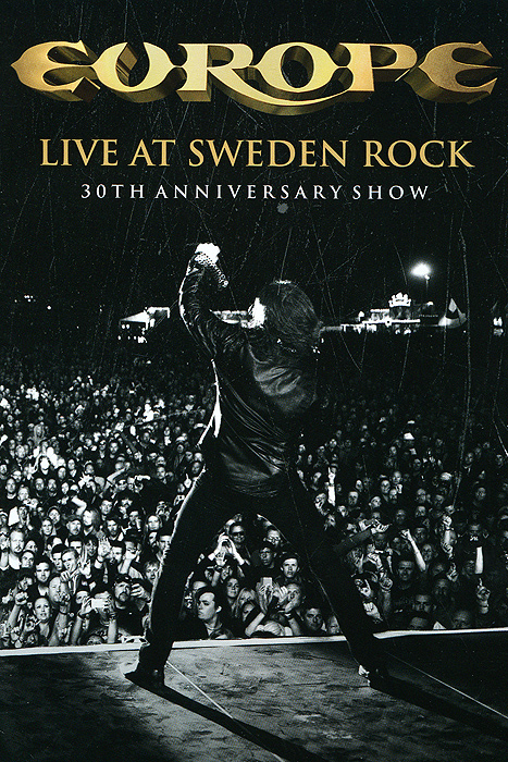 Europe: Live At Sweden Rock - 30th Anniversary Show sweden rock festival