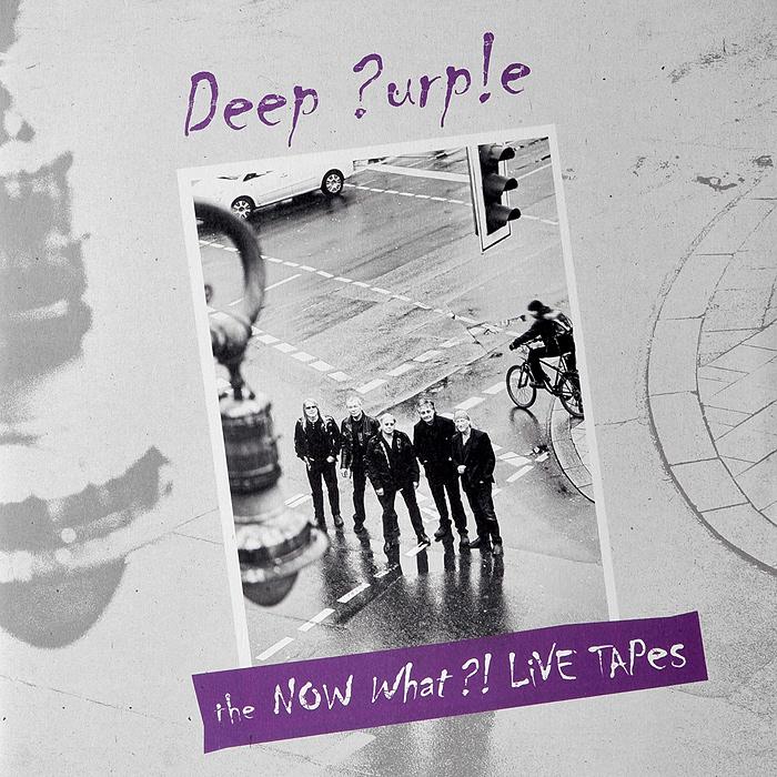 Deep Purple Deep Purple. Now What?! Live Tapes (2 LP)