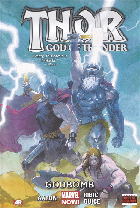 Thor: God of Thunder 2: Godbomb sheldon s windmills of gods