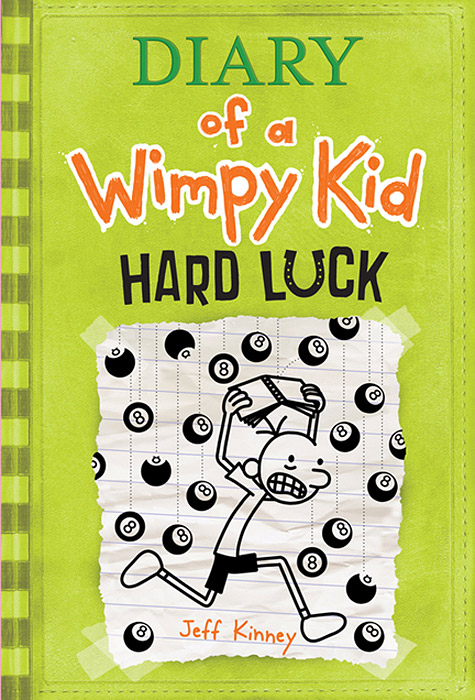 Diary of a Wimpy Kid: Hard Luck cushman proving