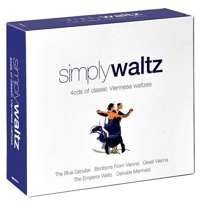 Simply Waltz (4 CD)