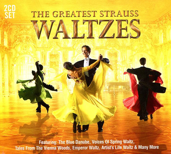 The Greatest Strauss Waltzes (2 CD)