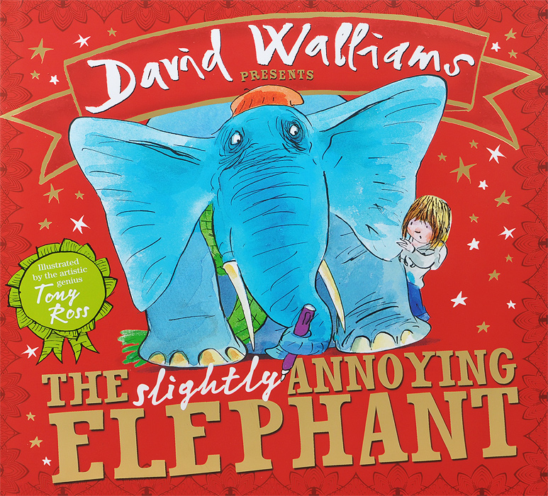 The Slightly Annoying Elephant big picture book of london