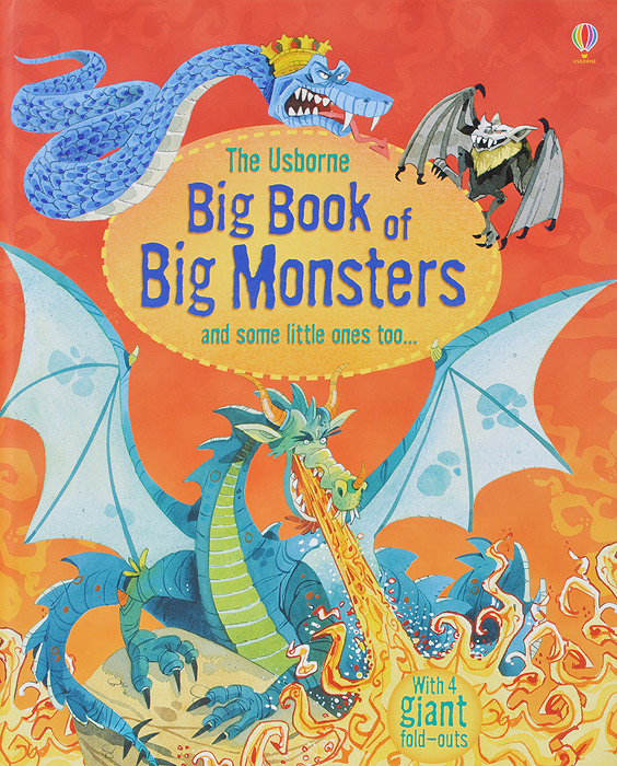 The Usborne Big Book of Big Monsters of monsters and men of monsters and men beneath the skin