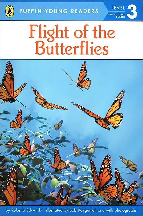 Купить Flight of the Butterflies: Level 3,