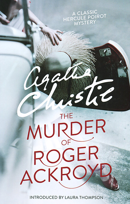 The Murder of Roger Ackroyd murder she wrote close up on murder
