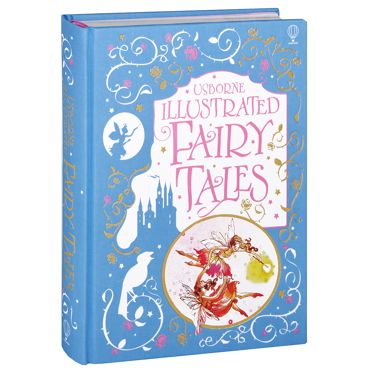Illustrated Fairy Tales well loved tales cinderella a ladybird colouring book