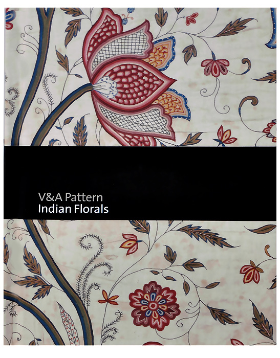 V&A Pattern: Indian Florals (+ CD-ROM) zhou jianzhong ред oriental patterns and palettes cd rom