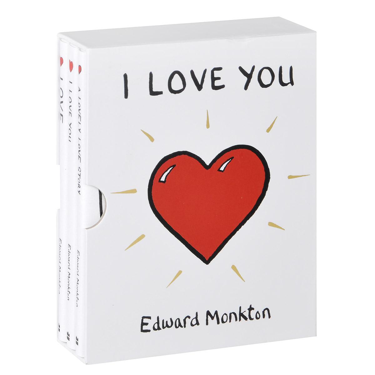 I Love You (комплект из 3 книг) i found you