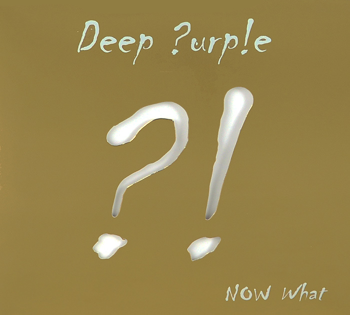 Deep Purple Deep Purple. NOW What ?! Golden Edition (2 CD) cd dvd deep purple deepest purple the very best of 30th anniversary edition