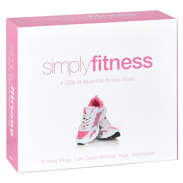 Symply Fitness (4 CD) чайник микма ип 518 white