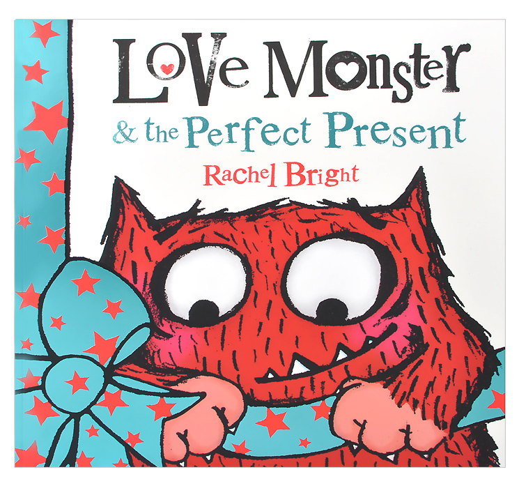 Love Monster and the Perfect Present футболка nothing but love футболка love is in the air