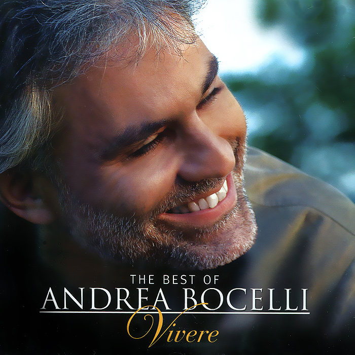 Андреа Бочелли Andrea Bocelli. The Best Of. Vivere андреа бочелли andrea bocelli concerto one night in central park