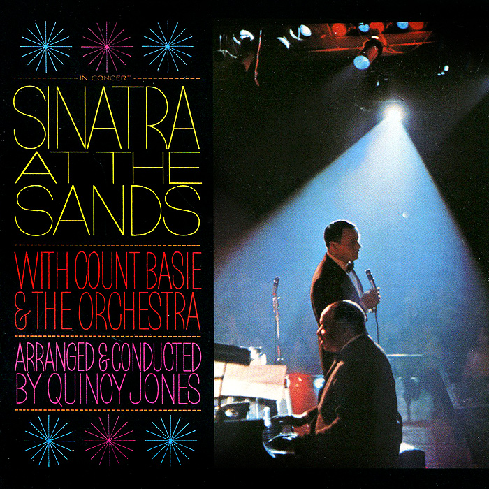 Фрэнк Синатра Frank Sinatra Sinatra At The Sands