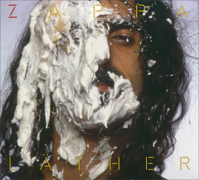 Фрэнк Заппа Frank Zappa. Lather (3 CD) все цены