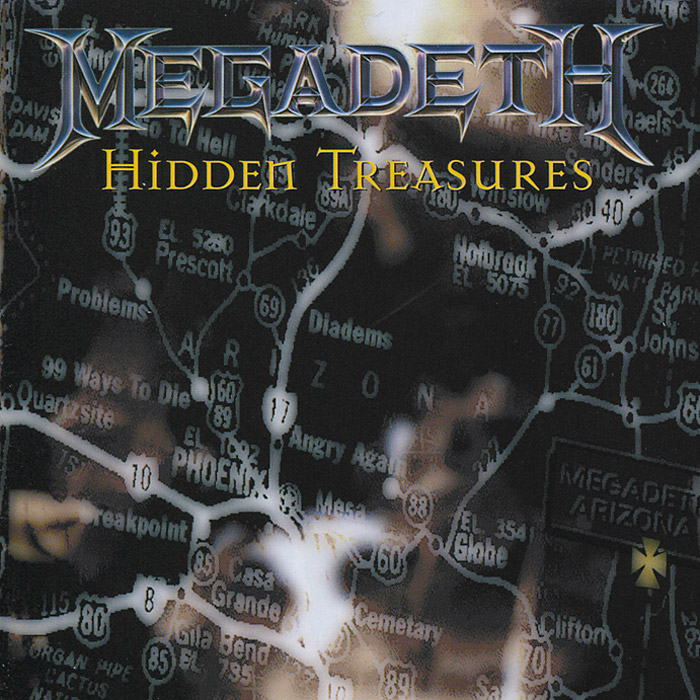 Megadeth. Hidden Treasures