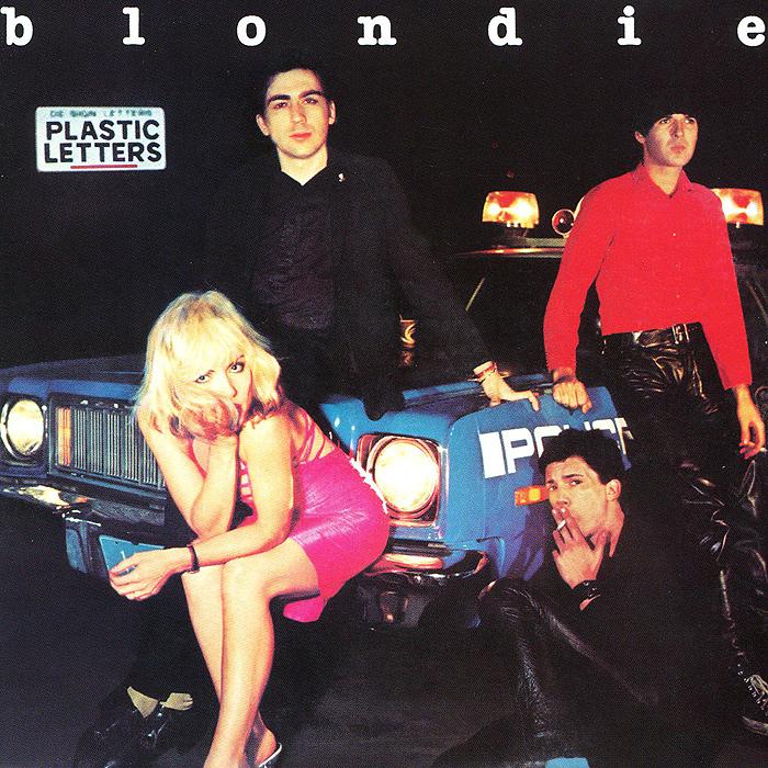 Blondie Blondie. Plastic Letters blondie blondie 6 lp