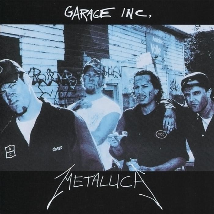 Metallica Metallica. Garage, Inc. (2 CD) metallica death magnetic cd
