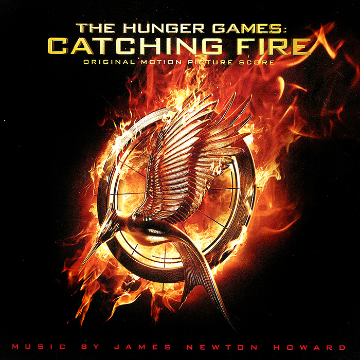 The Hunger Games. Catching Fire. Original Motion Picture Score lions and shadows