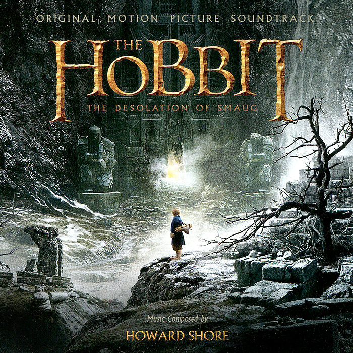 The Hobbit. The Desolation Of Smaug. Original Motion Picture Soundtrack (2 CD) the princess diaries 2 royal engagement original soundtrack