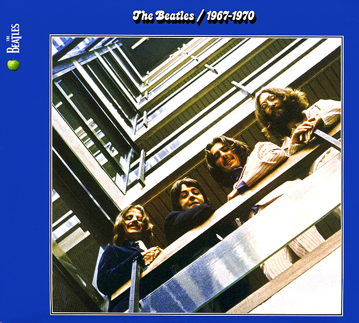 The Beatles The Beatles. 1967-1970 (2 CD) cd beatles live at the hollywood bowl