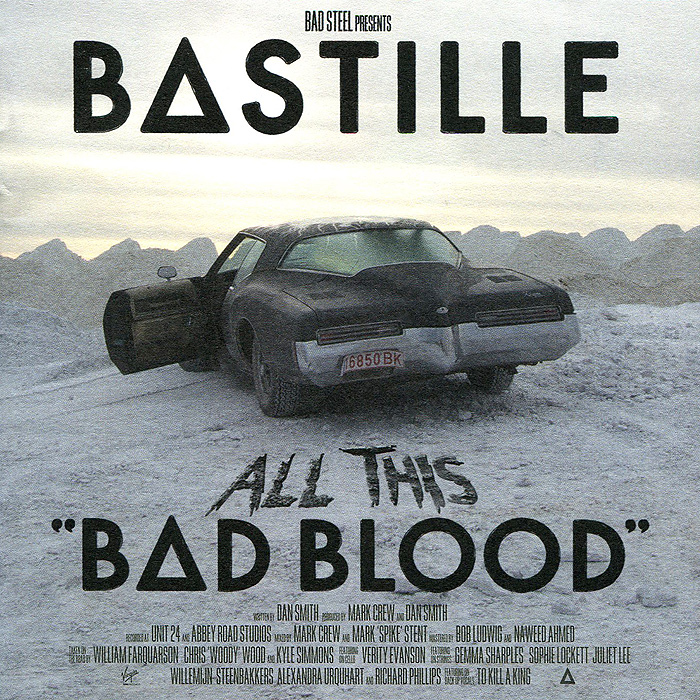 Фото - Bastille Bastille. All This Bad Blood. Expanded Edition (2 CD) cd led zeppelin ii deluxe edition
