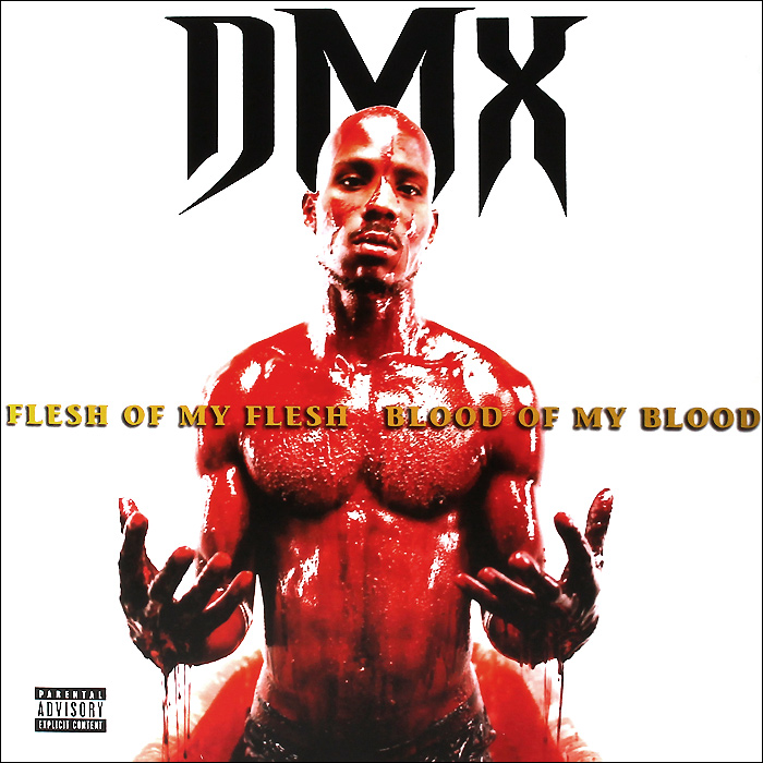 Джонс Эрл Ди - Эм - Экс DMX. Flesh Of My Flesh, Blood Of My Blood (2 LP) the jam the jam all mod cons lp